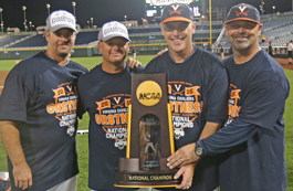 UVA Coaches Trophy