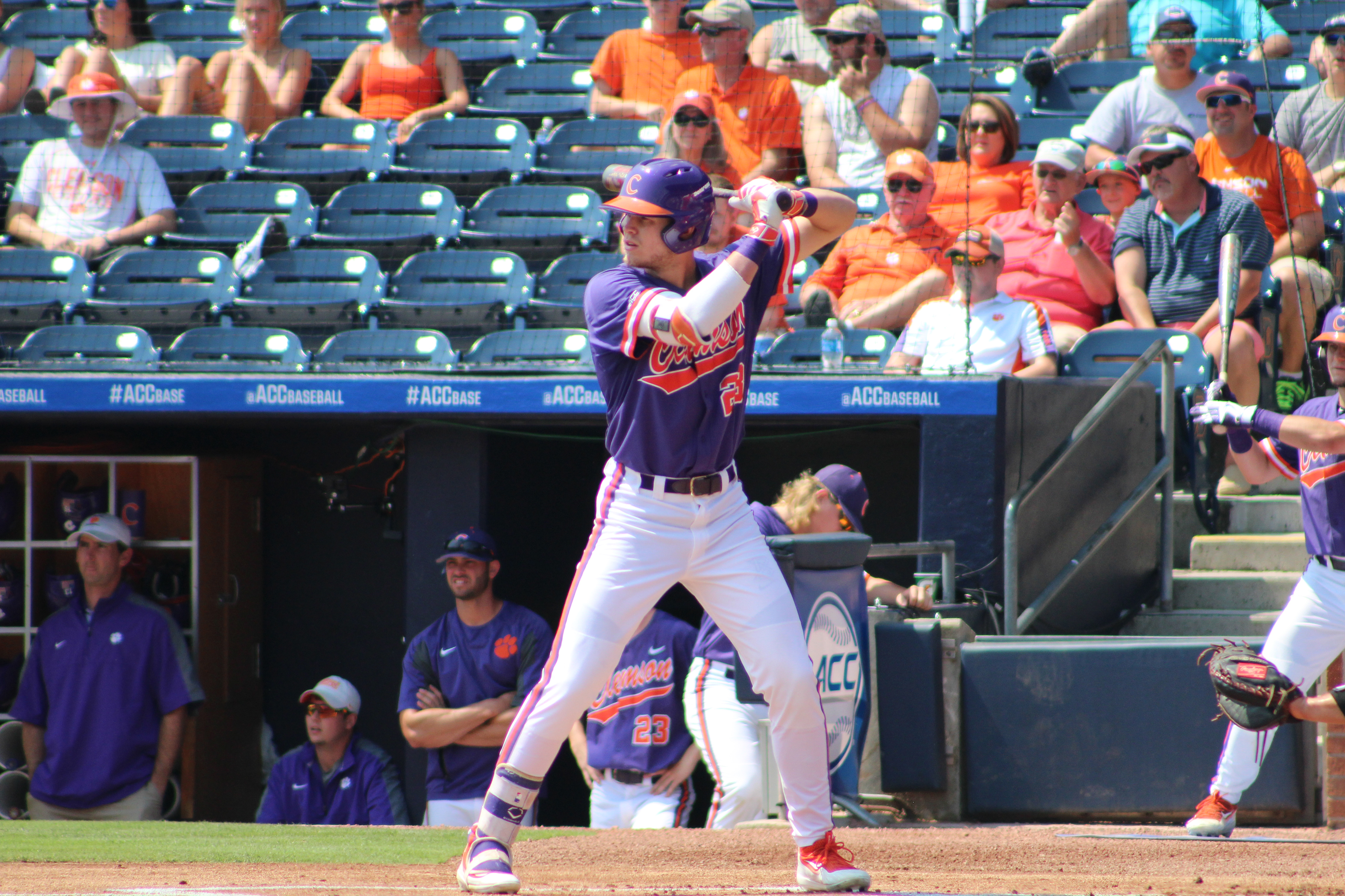 clemson s beer fsu look for big years in acc college baseball clemson s beer fsu look for big years in acc