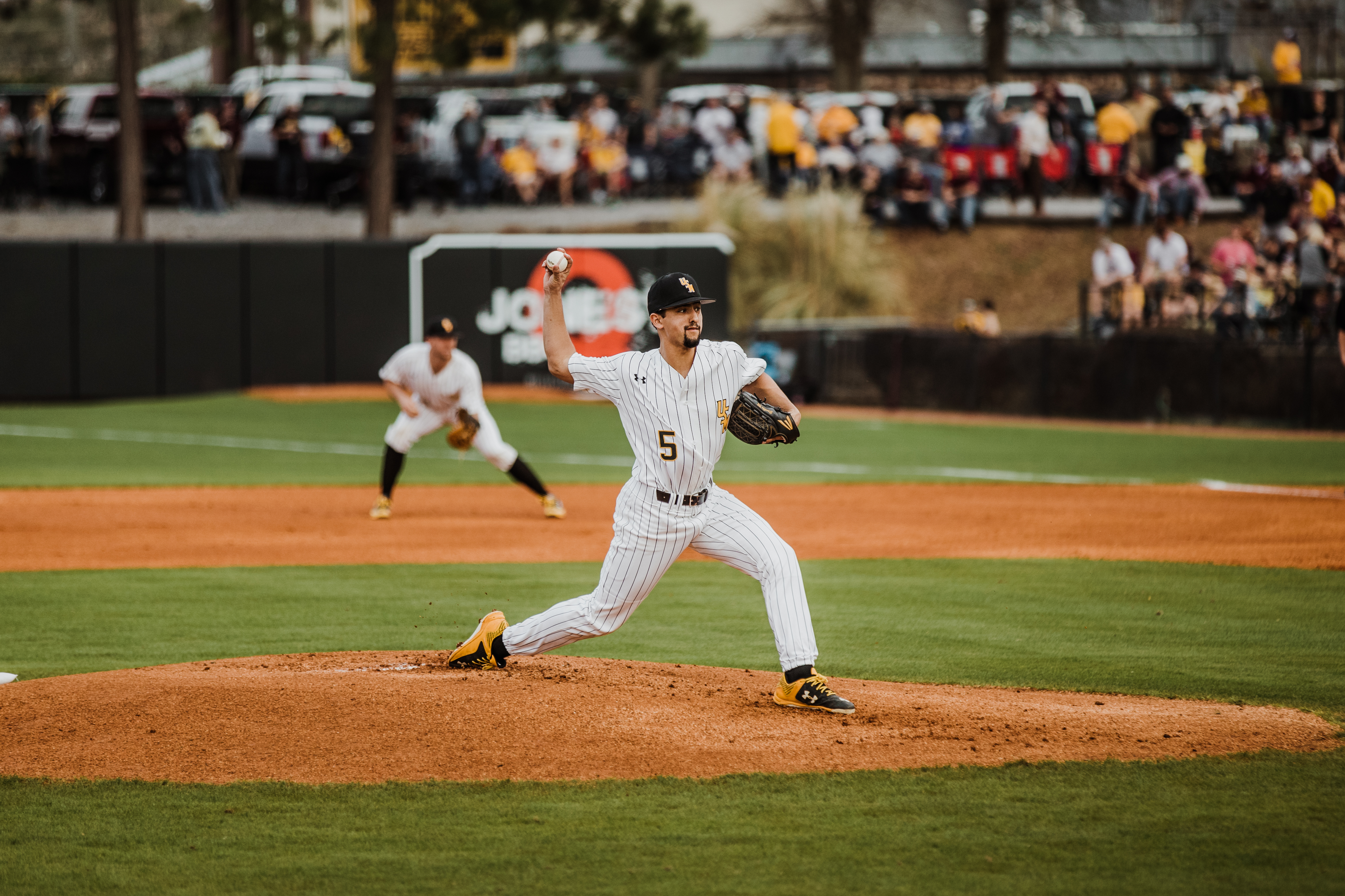 Southern Miss completes sweep with 5-2 win over Miss State